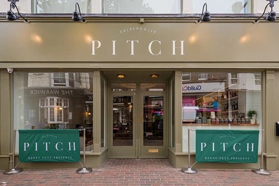 Pitch Restaurant